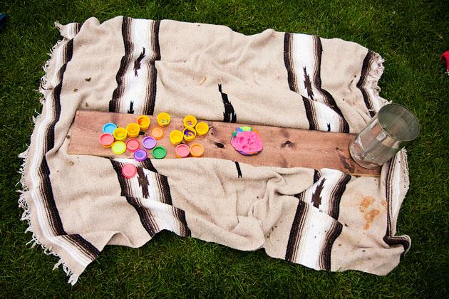 Cholle-Ugur-Gulcer-Wedding-Columbus-Ohio-Backyard-Blanket