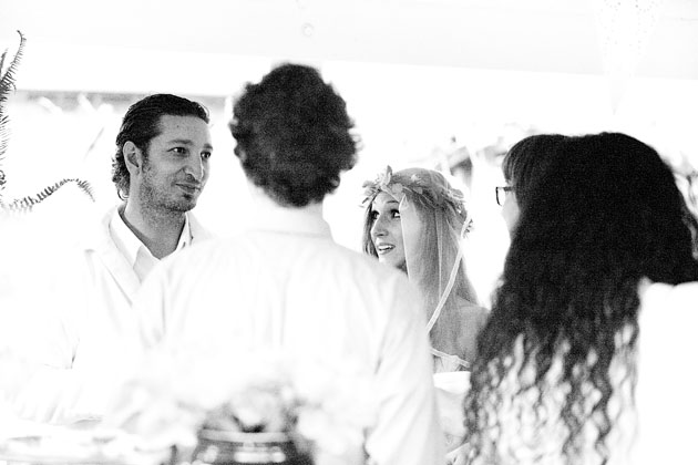 Cholle-Ugur-Gulcer-Wedding-Columbus-Ohio-Talking-With-Guests