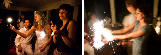 Cholle-Ugur-Gulcer-Wedding-Worthington-Ohio-Night-Sparklers