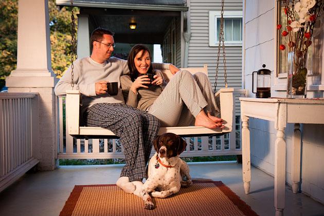 Engagement-Session-Jim-Bonnie-Sunrise-Porch