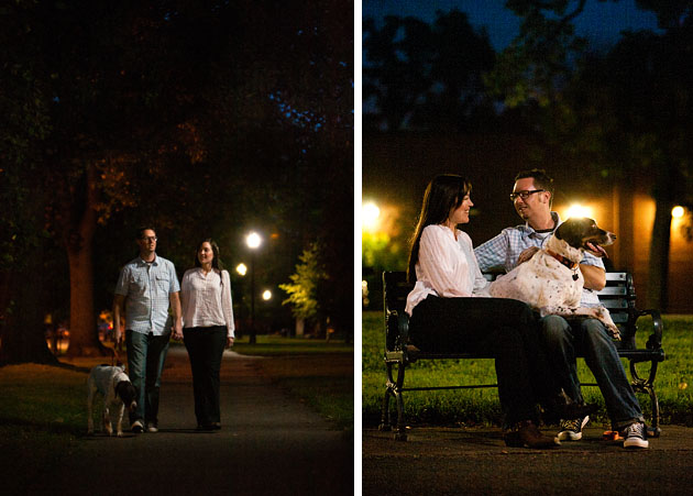 Jim-Bonnie-Engagement-Schiller-Park-Bench-Columbus