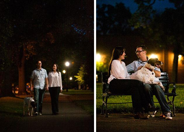 Jim-Bonnie-Engagement-Schiller-Park-Bench-Columbus
