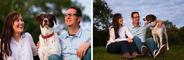 Schiller-Park-Columbus-Sunset-Engagement-Session