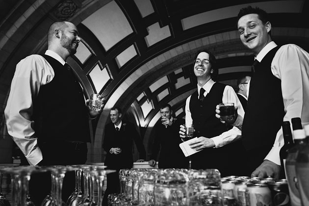 The-Groomsmen-Having-Some-Drinks-Old-Courthouse-Cleveland