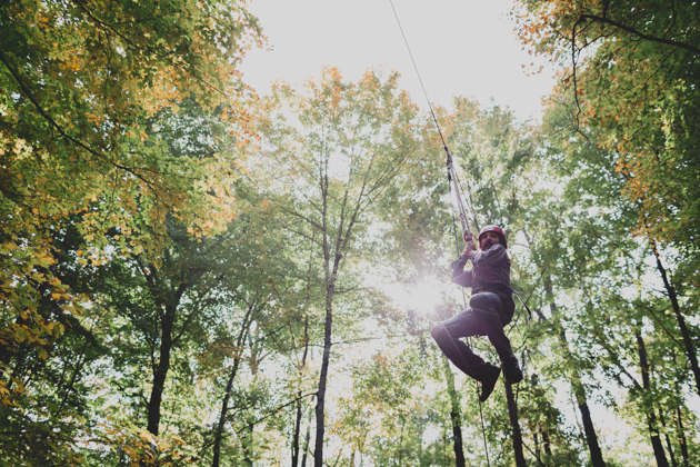 Zipline-Jason-Columbus-Ohio-Wedding-Camp-Mary-Orton