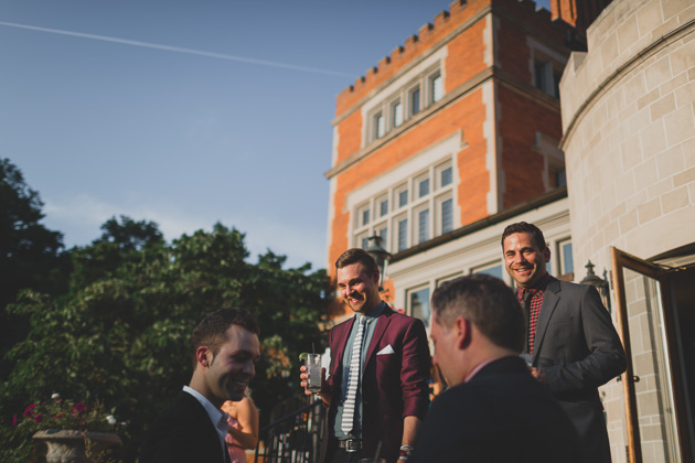 Bexley-Wedding-Guests-outside-Jeffrey-Mansion