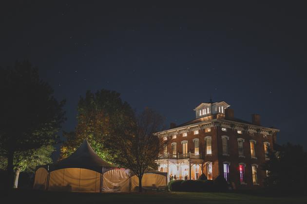 Kittle-House-at-Night-Wedding-Reception-Columbus-Ohio