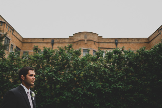 Groom-Outside-The-Kelton-House-Columbus-Ohio-Wedding