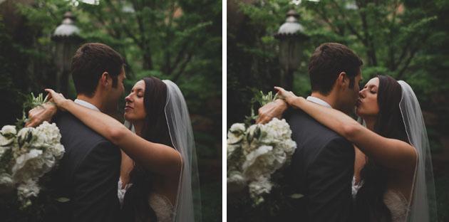 Bride-Groom-Portraits-outside-The-Kelton-House-Columbus-Ohio
