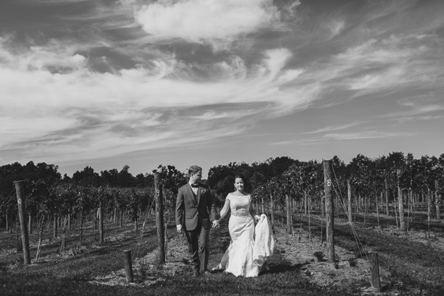 Columbus-Wedding-Photography-Outdoor-Vineyard-Bride-Groom-Portrait